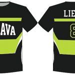 MINTprint sporta krekls komandas krāsās