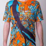 Mintprint Maponshirt Tshirt
