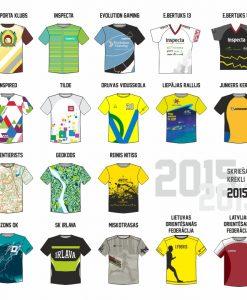 Skriesanas krekls maratons stipro skrejiens