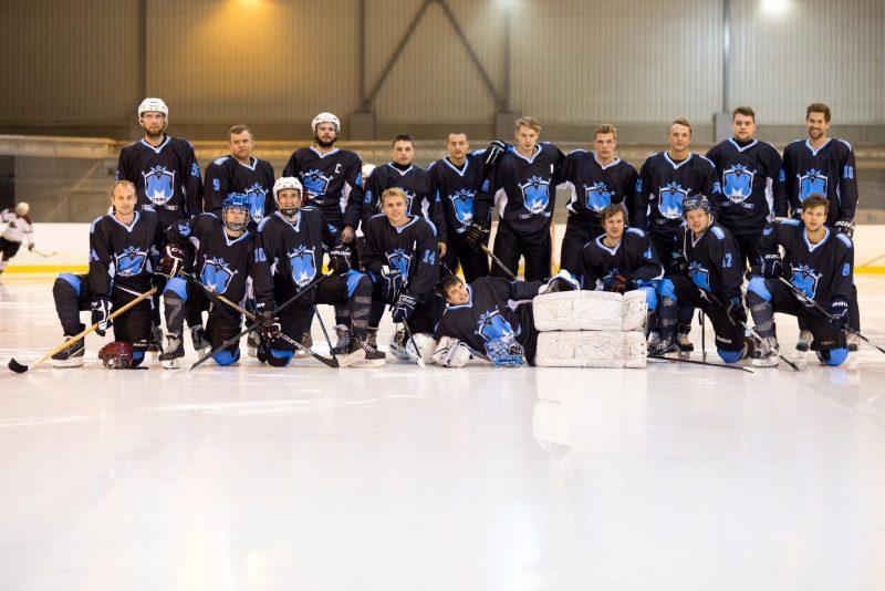MINTprint hokeja klubs Mpire spelu formas