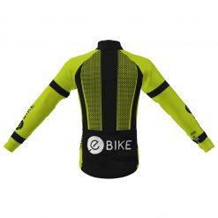 Siltā riteņbraukšanas jaka
