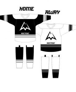 MINTprint pilns hokeja formu komplekts