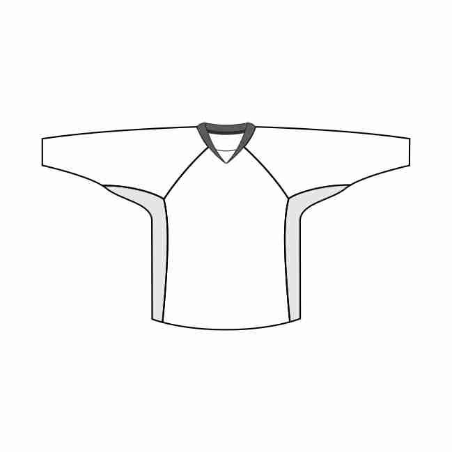 Mintprint Sezona hokeja krekls T kakls ar ventilaciju