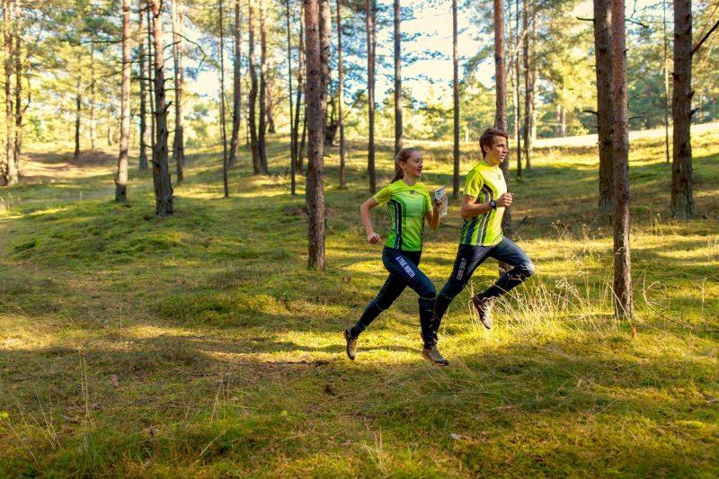 Orientēšanās sporta bikses sievietēm 7