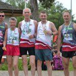 Maratona krekli komandām Mintprint