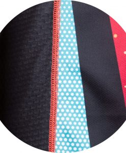 Skriešanas krekls vīriešiem Zip Extra garroku 2