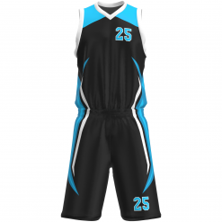 Basketbola formas komandām ar individuālu dizainu