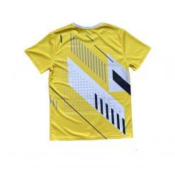 Funkcionāls skriešanas krekls sporta apdruku vīriešu