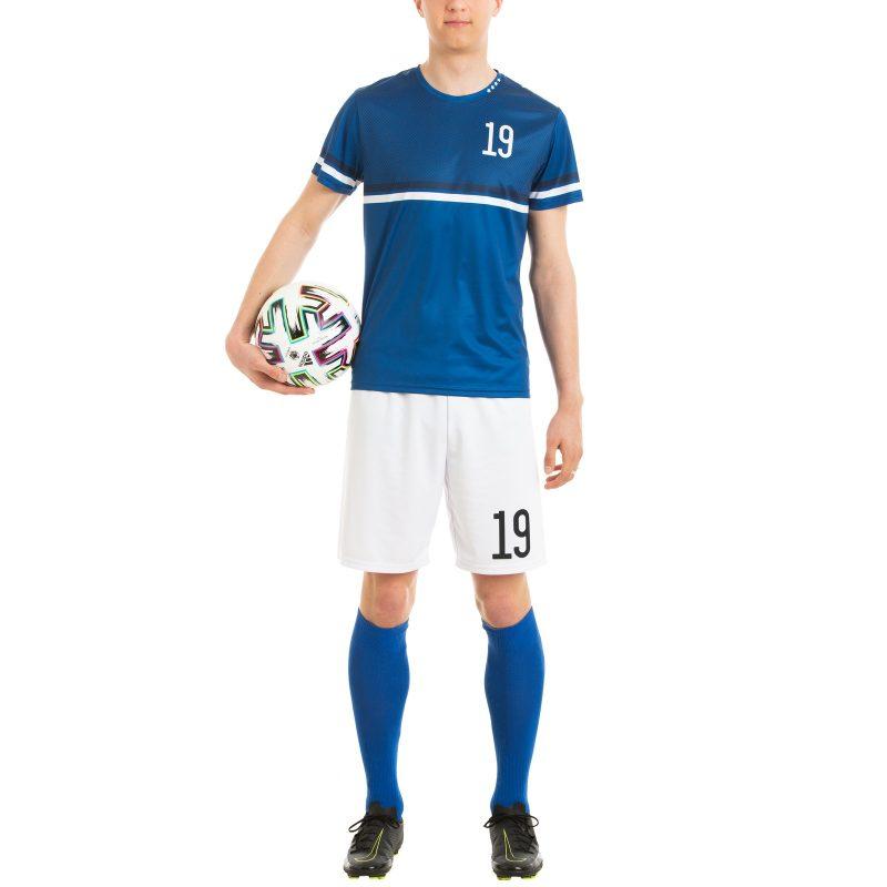 Futbola forma apdruka