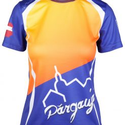 Sieviešu skriešanas krekls ar logo Mintprint