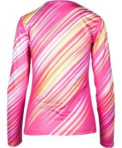 Skriešanas sporta krekls sievietēm ar garām piedurknēm Mintprint