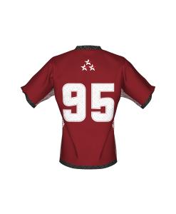 Lakrosa spēļu krekls Mintprint