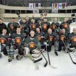 Hokeja sporta formas ar apdruku Mintprint