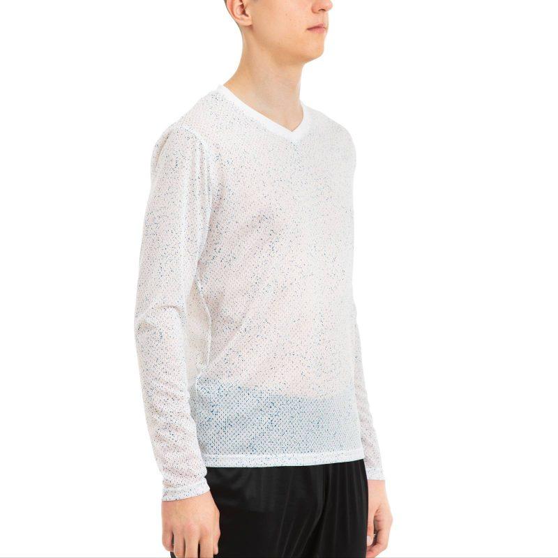 Orientēšanās krekls ar garām piedurknēm