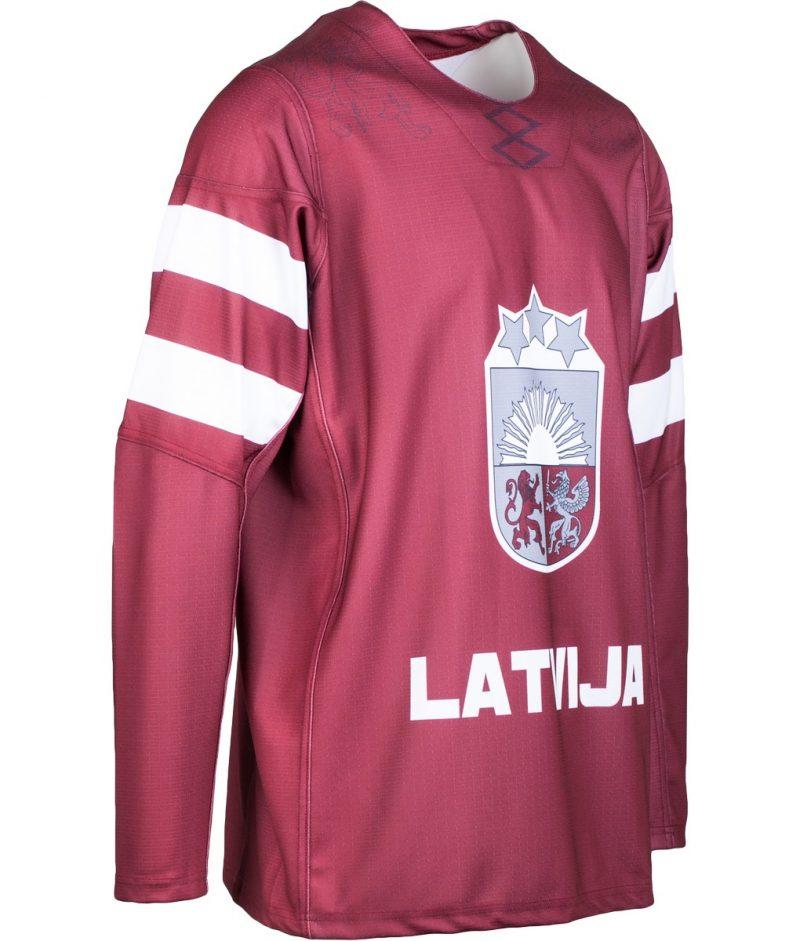 Latvijas izlases krekls 2