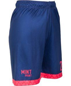 Sieviešu basketbola šorti Mintprint