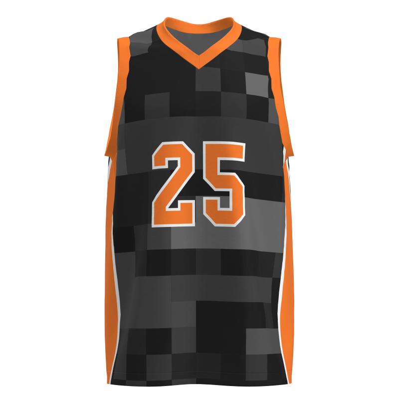 Basketbola krekls amatieru komandai