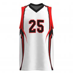 Basketbola krekls ar savu dizainu