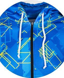 Orientēšanās sporta jaka vīriešiem 12