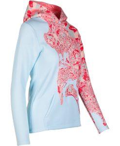 Sporta džemperis ar kapuci sievietēm 5
