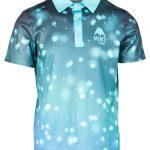 Vīriešu polo krekls ar logo Mintprint