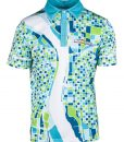 Vīriešu polo krekls pēc individuāla dizaina Mintprint
