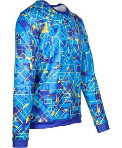 Orientēšanās sporta džemperis vīriešiem 5