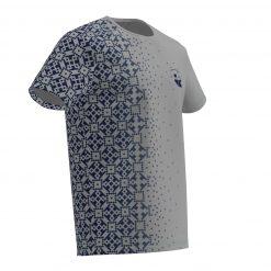 Deju T-krekls Pelēkais Zelta Sietiņš