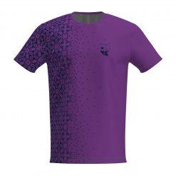 Deju T-krekls Violetais Zelta Sietiņš