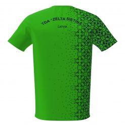 Deju T-krekls Zaļais Zelta Sietiņš