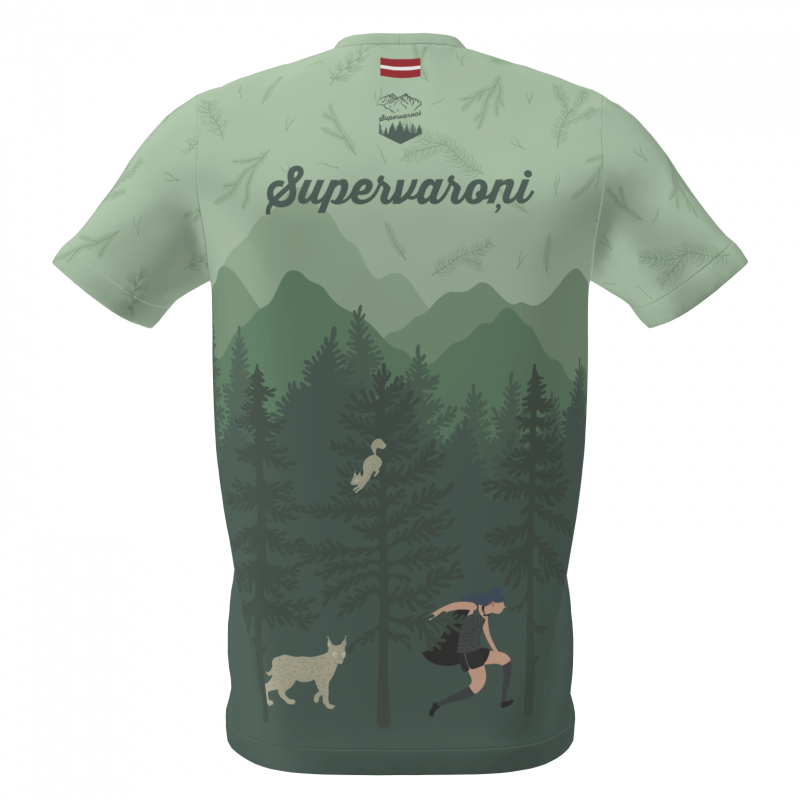 Komandas krekls Supervaroņi