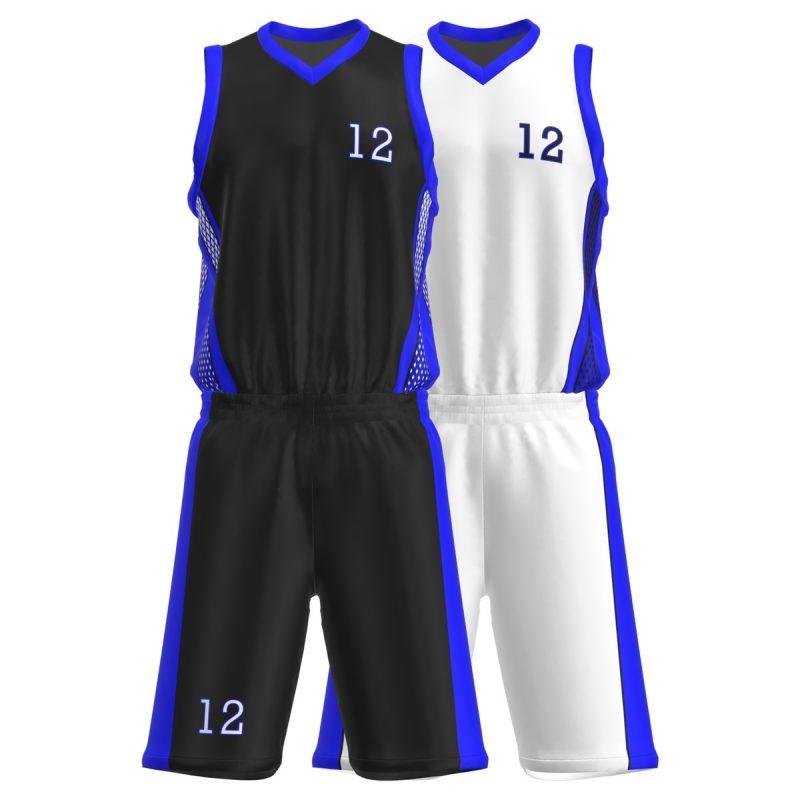 Reversās basketbola formas