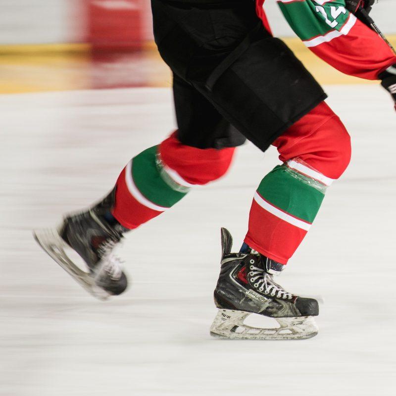 Hokeja getras classic komandām MINTprint