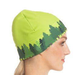Cepure komandām ar apdruku