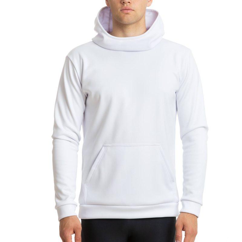 Džemperis ar kapuci ar apdruku