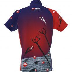 Orientēšanās sacensību krekls Kāpa - Carnikava