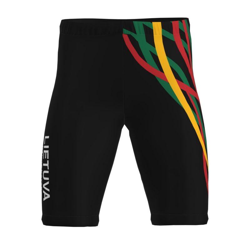 Custom rowing shorts