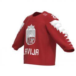 Latvijas izlases formas
