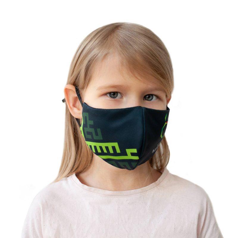 bērnu sejas aizsargmaskas