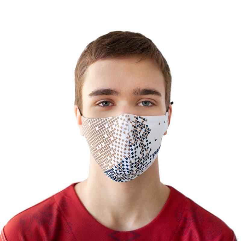 sejas aizsargmaskas skolēniem