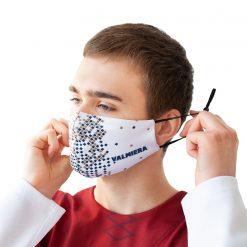 skolēnu sejas aizsargmaskas