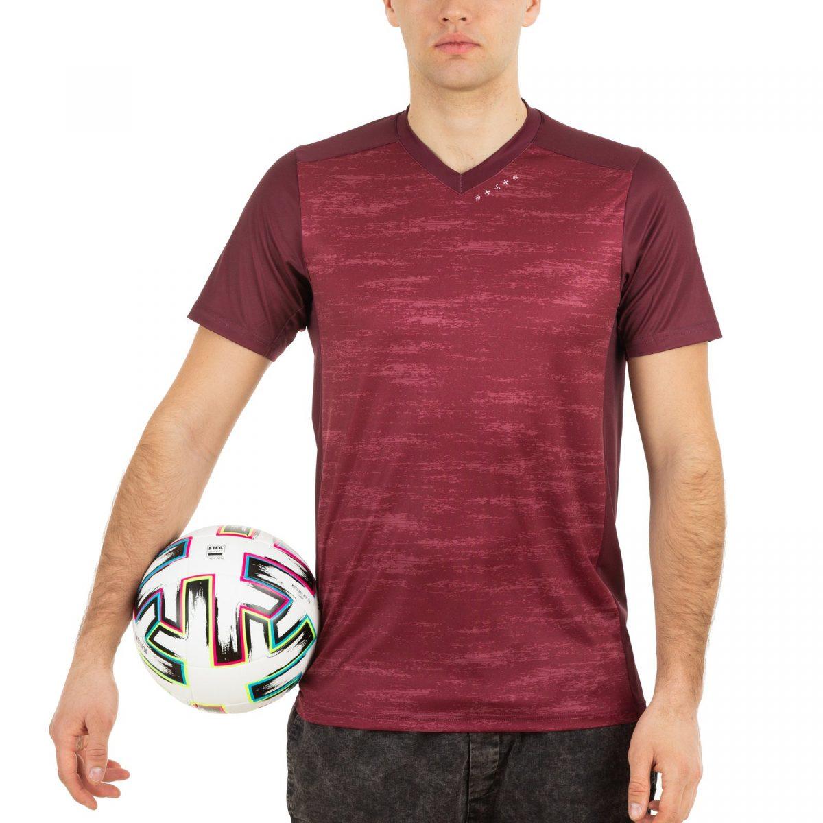 Futbola fanu krekls ar apdruku