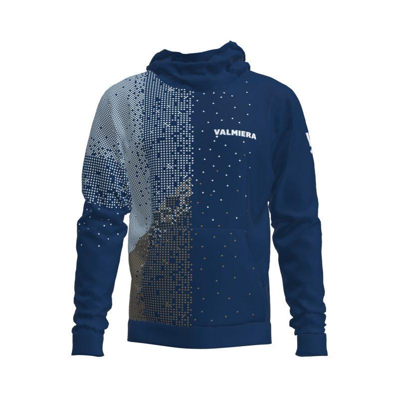 Komandas džemperis ar kapuci
