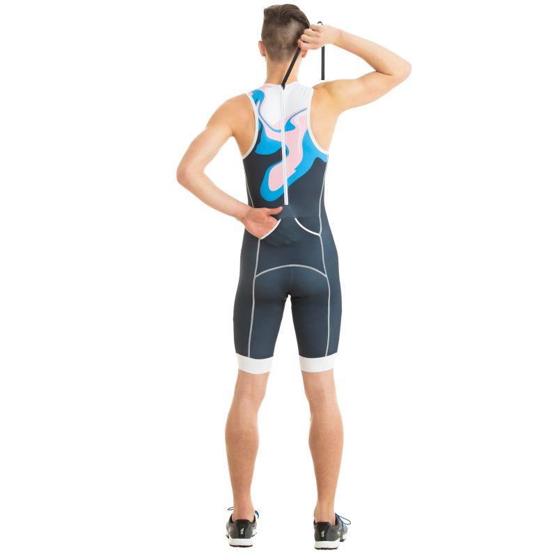 Triatlona tērps īso distanču vīriešu
