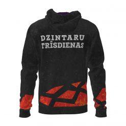 Džemperis ar kapuci Dzintaru Trīsdienas