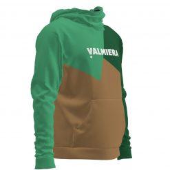 Džemperis ar kapuci Gaujas stāvie krasti