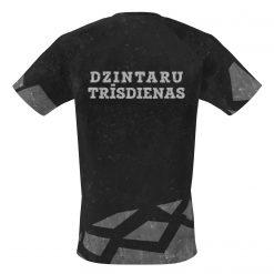 Komandas krekls Dzintaru trīsdienas