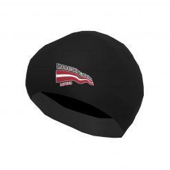 Skriešanas cepure Maratona klubs - melna