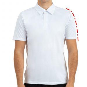 Piemērs polo kreklam ar īsām piedurkēm