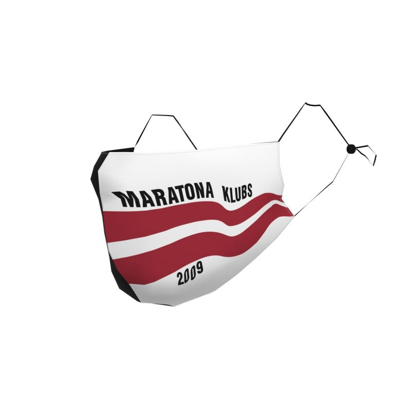 Sejas maska Maratona klubs